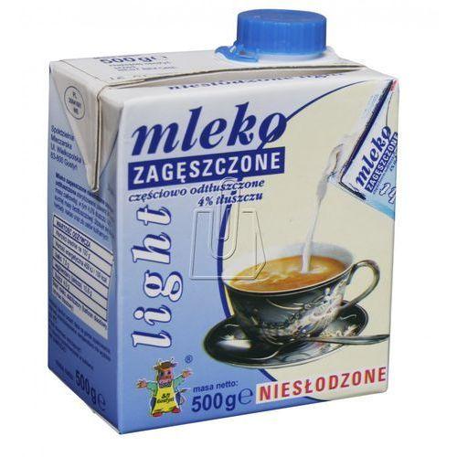 Mleko zagęszczone gostyń light 4% 500g wyprodukowany przez Sm gostyń