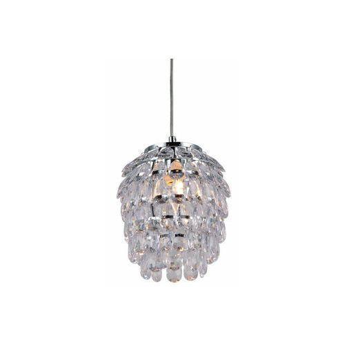 Lampa wisząca zwis Reality Orientalic 1x60W E27 chrom 316101-06 (5906737306284)