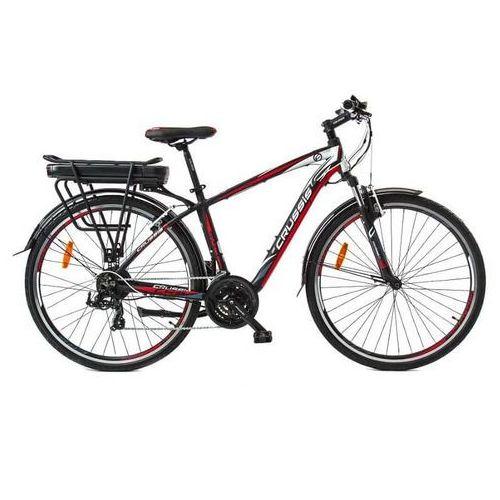 Crussis Męski trekkingowy rower elektryczny Crussis e-Gordo 1.2, 18