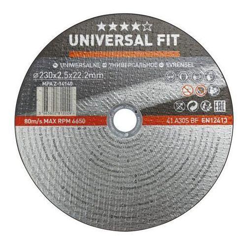 Universal Tarcza do cięcia metalu 230 x 2 5 mm