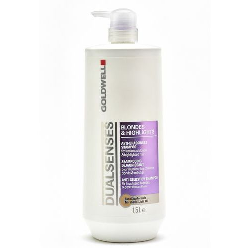 GOLDWELL Dualsenses Blondes & Highlights szampon do włosów blond 1500ml, 6033