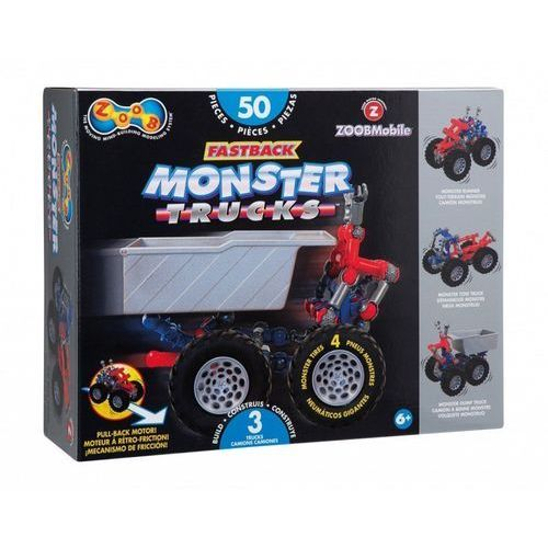 Mobile fastback Monster Trucks