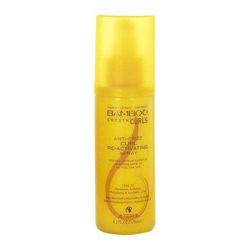 Alterna Bamboo Smooth Curls Anti-Frizz Re-Activating Spray 125ml W Spray do włosów