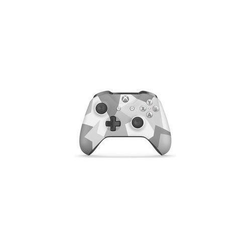 Microsoft Kontroler bezprzewodowy wl3-00044 winter forces cammo do xbox one (0889842161243)
