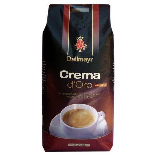 Dallmayr Kawa ziarnista crema d´oro intensa 1 kg (4008167042709). Najniższe ceny, najlepsze promocje w sklepach, opinie.