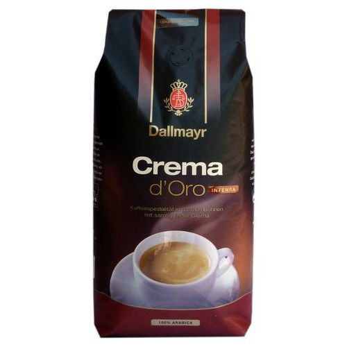 Dallmayr Kawa ziarnista crema d´oro intensa 1 kg (4008167042709) - OKAZJE