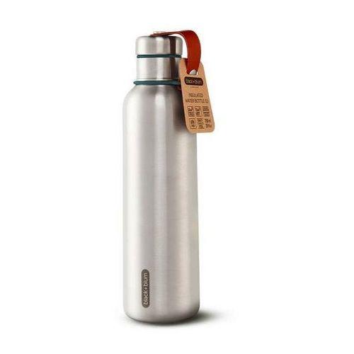 - butelka termiczna 750 ml, turkusowa - turkusowy marki Black+blum