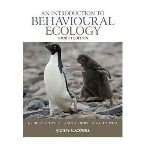 An Introduction to Behavioural Ecology (520 str.)