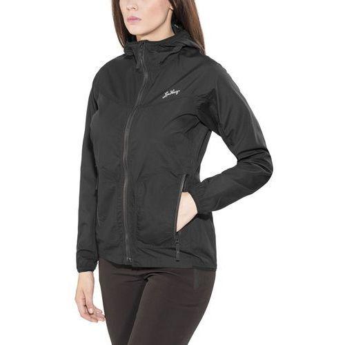 Lundhags gliis kurtka kobiety czarny m 2017 kurtki wiatrówki
