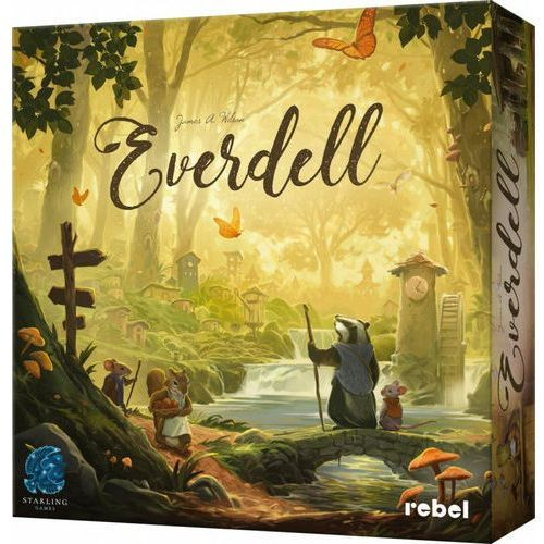 Rebel Everdell (edycja polska) (5902650613492)