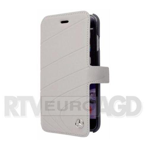 Mercedes MEFLBKP7CLGR Apple iPhone 7 Szary (ORG002712) Darmowy odbiór w 20 miastach! z kategorii Futerały i pokrowce do telefonów
