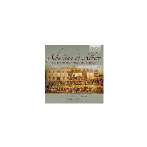 Brilliant classics Six recercatas/fugas & sonatas