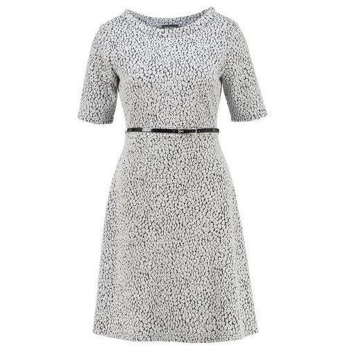 Dżersejowa sukienka, w 5 rozmiarach