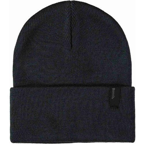 czapka zimowa BENCH - Lokuss 3 Dark Navy Blue (NY031) rozmiar: OS, towar z kategorii: Nakrycia głowy i czapki