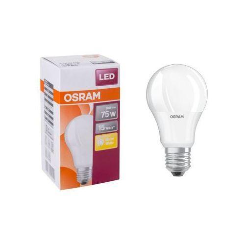 Żarówka led e27 (230 v) 10 w 1055 lm ciepła biel marki Osram
