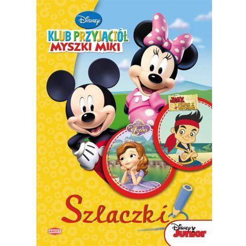 Disney Junior. Szlaczki SZL5 (24 str.)