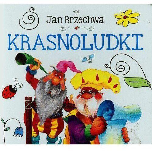 Krasnoludki. Biblioteczka niedźwiadka - Wysyłka od 5,99 - kupuj w sprawdzonych księgarniach !!!, oprawa kartonowa