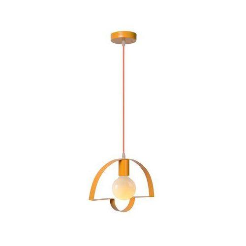 Lucide 08403/30/34 lampa wisząca silhouet żółty