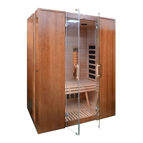 Sauna InfraRed N3 GS Koloroterapia