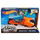 Hot wheels autonakręciaki motocykle marki Mattel
