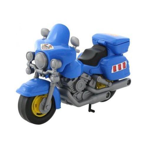 Motor policyjny Chopper - DARMOWA DOSTAWA OD 199 ZŁ!!! (4810344008947)