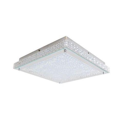 Plafon CRISTAL 40 cm srebrny LED NAVE (4003222835456)