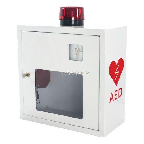 Szafka na defibrylator aed - asb 1021 marki Projekt aed