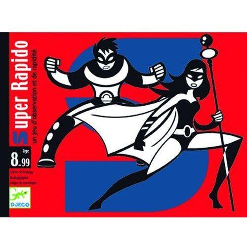 Gra karciana Super Rapido (3070900051980)