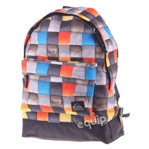 Plecak Quiksilver Basic - color block