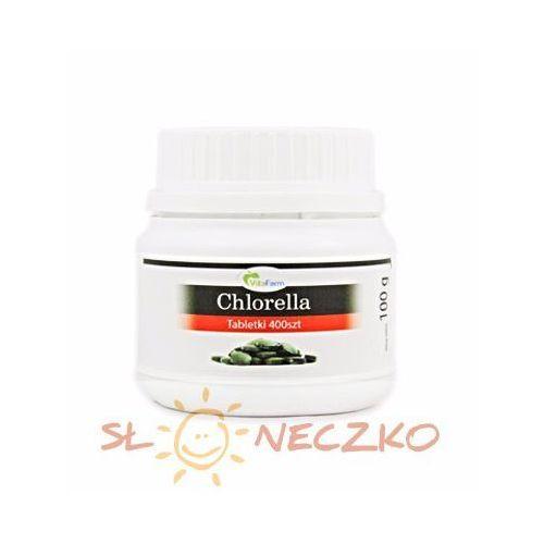 Vitafarm Chlorella tabletki 400szt (100g)