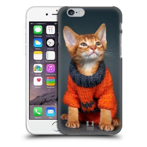 Etui plastikowe na telefon - Funny Animals ORANGE ABYSSINIAN KITTEN - sprawdź w wybranym sklepie