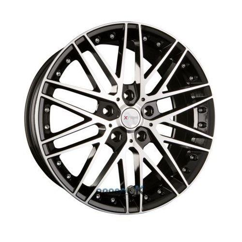 sw1 schwarz poliert einteilig 8.00 x 18 et 45 marki Xtra wheels