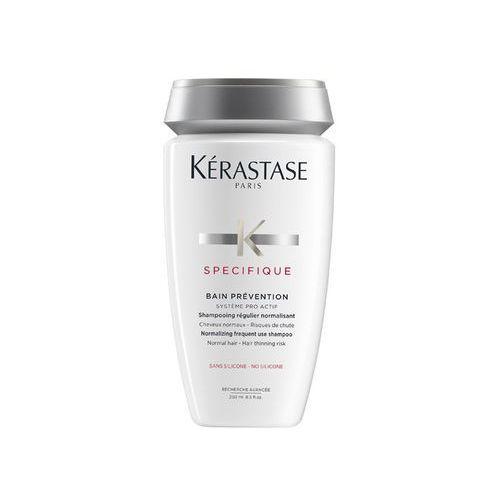 Kerastase  prevention bain | kąpiel zagęszczająca do włosów normalnych - 250ml, kategoria: odżywianie włosów