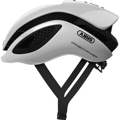 ABUS GameChanger Kask rowerowy biały 52-58cm 2018 Kaski rowerowe