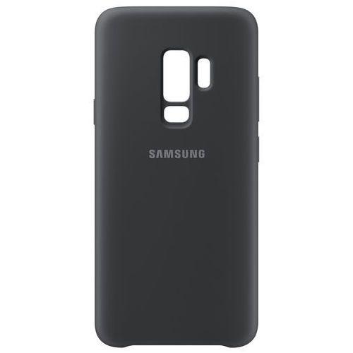 Samsung galaxy s9+ silicone cover ef-pg965tb (czarny) (8801643106027)