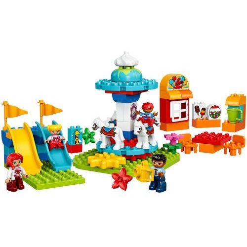 Lego DUPLO Wesołe miasteczko fun family fair 10841