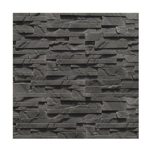 Akademia kamienia Kamień dekoracyjny trodos grafit 37 x 10 cm