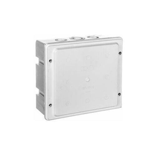Puszka n/t 190x170x80mm tworzywo IP20 biały PK-8 83029006