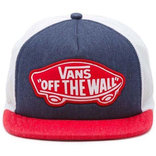 czapka z daszkiem VANS - Beach Girl Trucke Crown Blue-Toma (KYT) rozmiar: OS, kolor niebieski