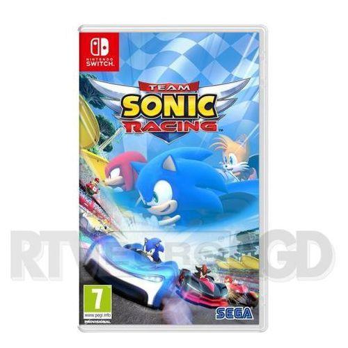 Sega Team sonic racing