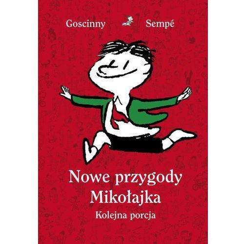 Nowe przygody Mikołajka. Kolejna porcja (9788324019717)