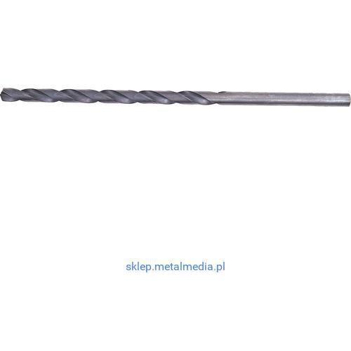 Wiertło 7mm 200mm HSS bardzo długie cylindryczne extra długie Sherwood SHR0242130T (5036140163638)