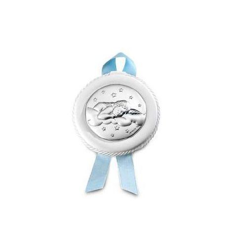 OKAZJA - Pozytywka srebrna ANGELO 2
