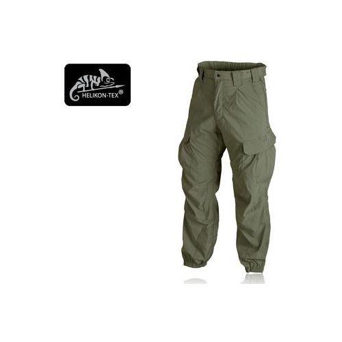 Spodnie Helikon LEVEL 5 Ver.II Soft Shell Olive Green