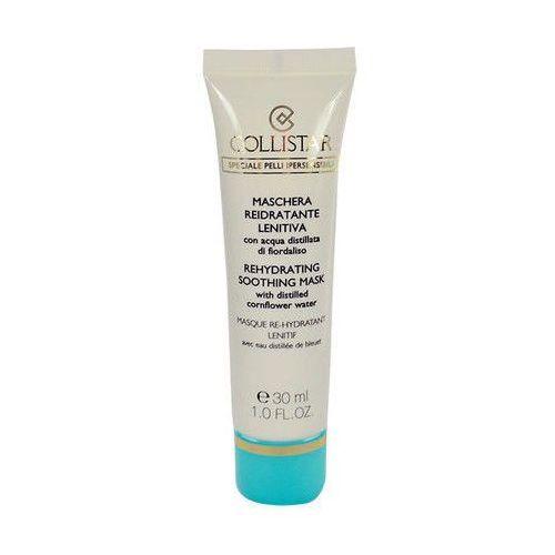 COLLISTAR Rehydrating Soothing Mask maska nawilzajaca do skory wrazliwej 30ml - produkt z kategorii- Balsamy