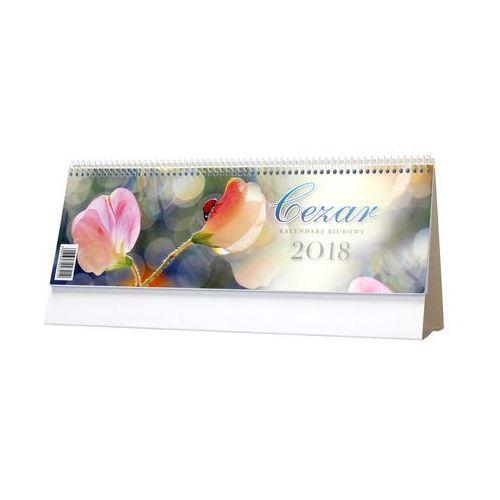 Kalendarz biurowy stojący poziom cezar bf01 marki Lucrum