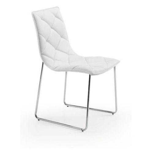 Krzesło ALMERIA białe - biały