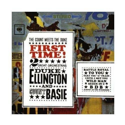 Sony music entertainment / columbia Duke meets count basie - duke ellington