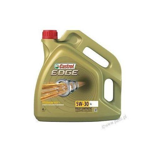 Olej Castrol EDGE Titanium LL 5W30 4 litry !ODBIÓR OSOBISTY KRAKÓW! lub wysyłka (4008177107153)