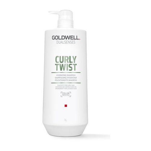 curly twist, szampon nadaje sprężystość i zapewnia nawilżenie 1000ml marki Goldwell